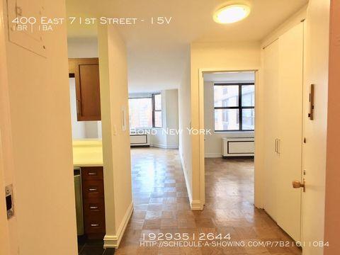 400 E 71st St, New York, NY 10021