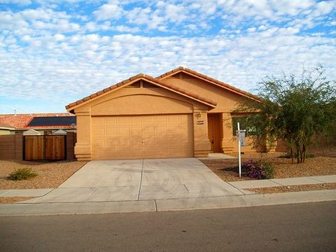 6264 W Velvet Senna Dr, Tucson, AZ 85757