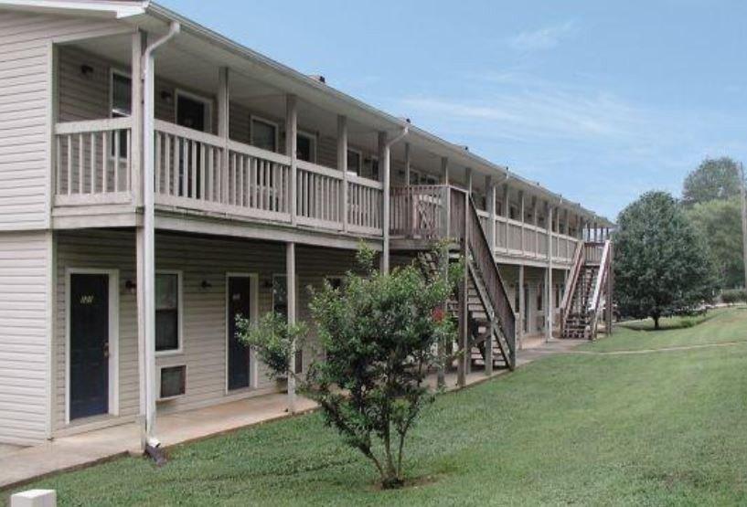 Campus Ridge Apartments