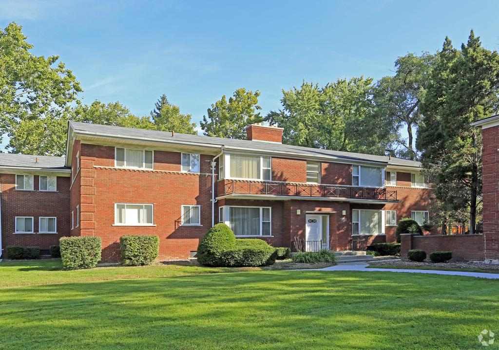 Sherwood Heights Apartments & Townhomes