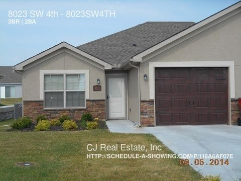 8023 Sw 4th St, Blue Springs, MO 64014