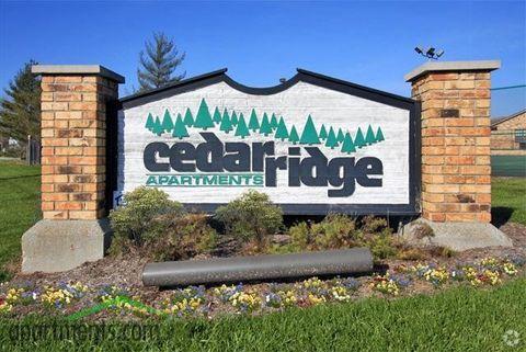 Photo of 3820 Cedar Ridge Rd, Indianapolis, IN 46235