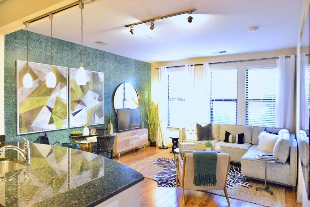 48 N Pierce St Arlington VA 48 Realtor Cool 2 Bedroom Apartments In Arlington Va Exterior Interior