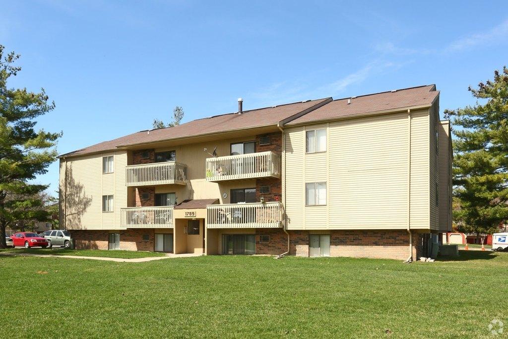 Ridgeway Apartments Haslett Mi