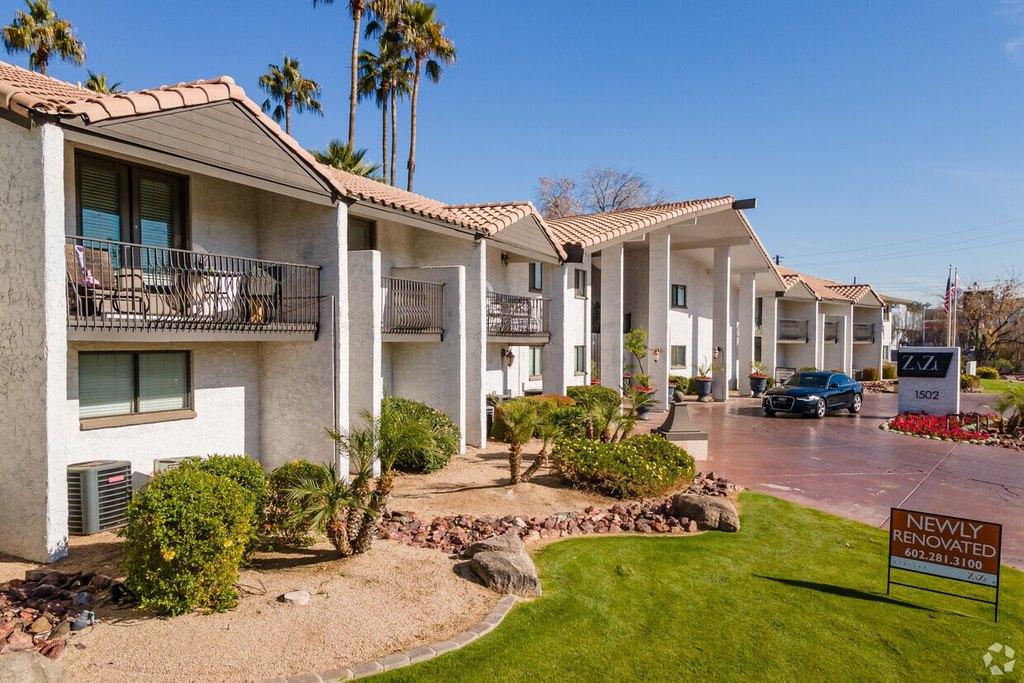 Zazu Apartments 1502 E Osborn Rd Phoenix Az 85014 Realtor Com