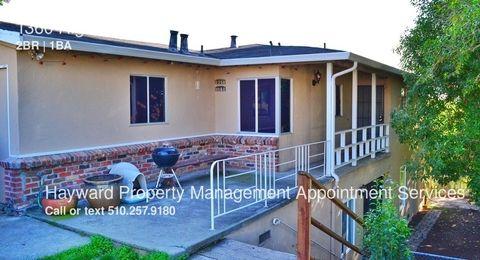 1360 Highland Blvd, Hayward, CA 94542