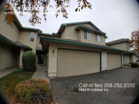 5963 N Cobbler Ln, Boise, ID 83703