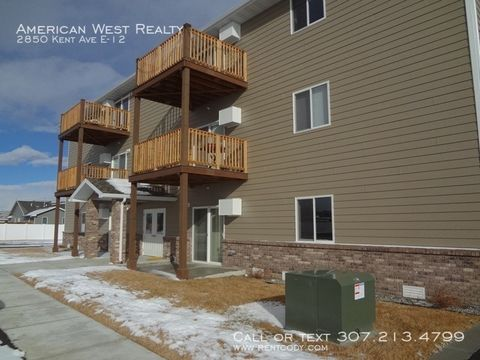 Photo of 2850 Kent Ave Unit E12, Cody, WY 82414