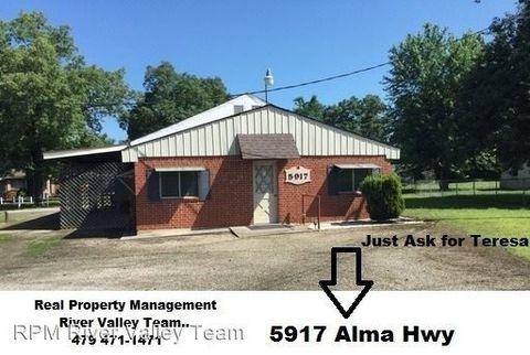 5917 Alma Hwy, Van Buren, AR 72956