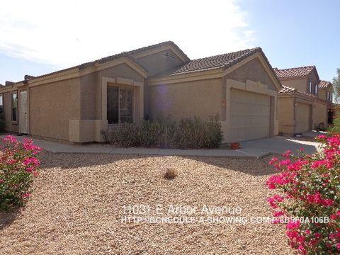 11031 E Arbor Ave, Mesa, AZ 85208