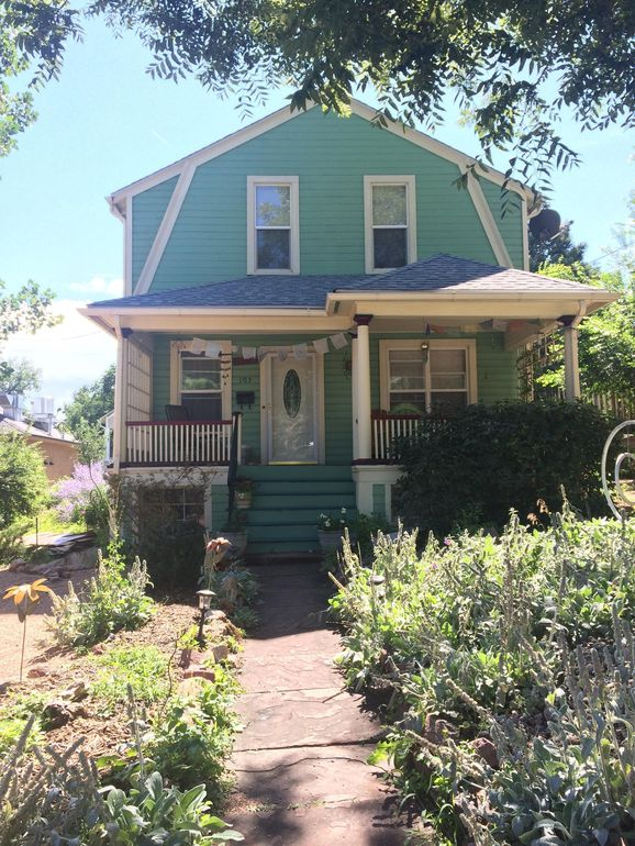 105 Pawnee Ave, Manitou Springs, CO 80829