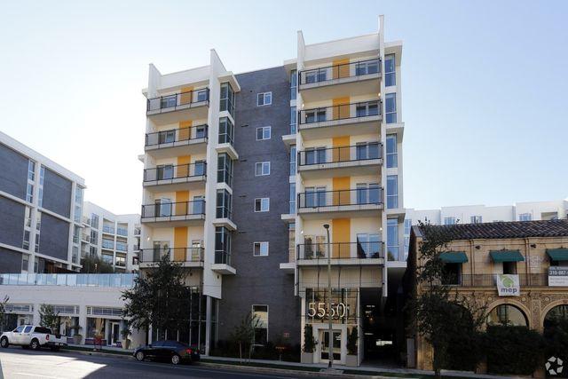 Marina Del Rey Apartment Buildings