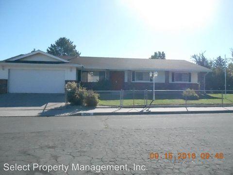 2901 Cortez St, Carson City, NV 89701