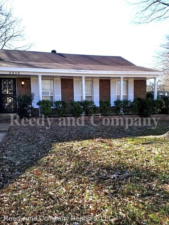 Terrific 5859 E Fox Bend Cv Memphis Tn 38115 Home Interior And Landscaping Palasignezvosmurscom
