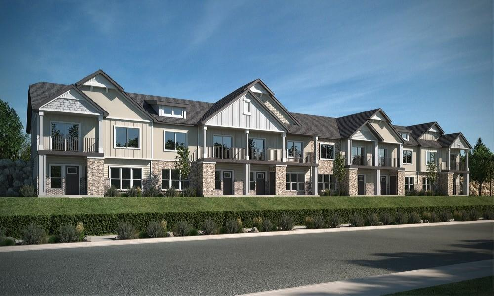 Seasons of Traverse Mountain Townhomes