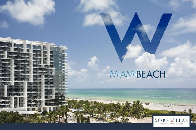 Apartment For Rent Collins Miami Beach
