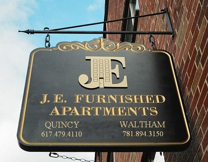 J.E. Furnished Apartments of Waltham