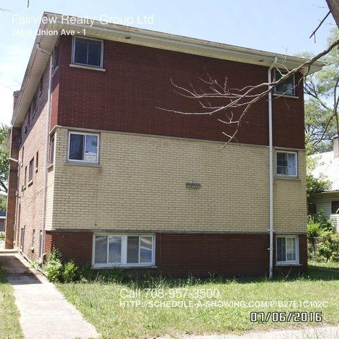 14516 Union Ave, Harvey, IL 60426