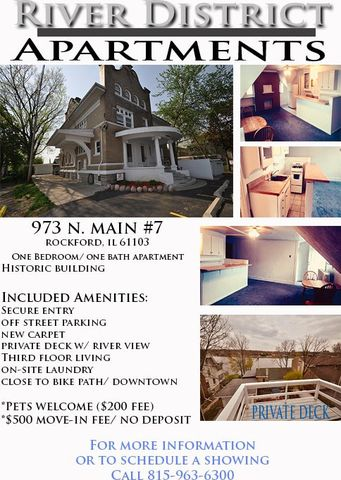 Northwest Rockford, Rockford, IL Apartments for Rent
