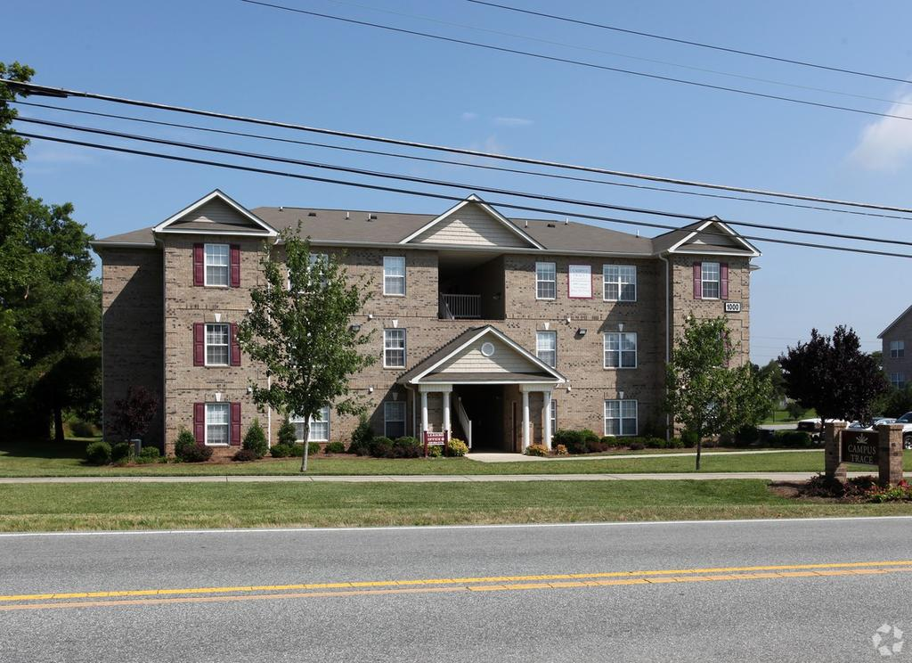 Campus Trace Apartments