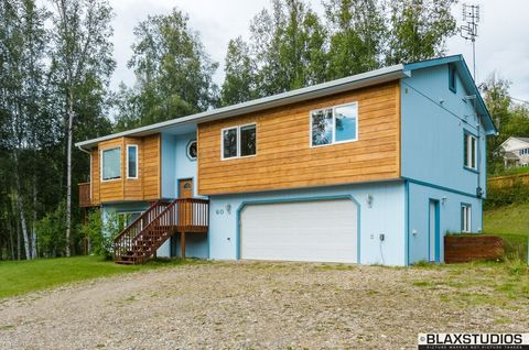 60 Teresa Turnaround, Fairbanks, AK 99712