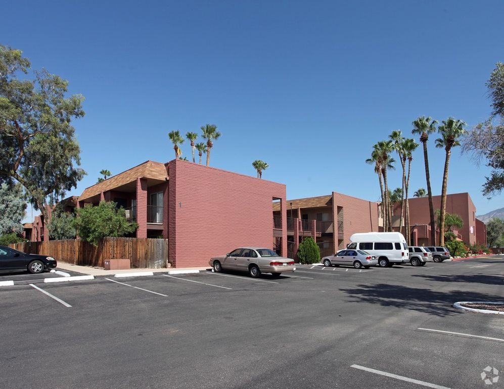 Craycroft Apartments Tucson Az