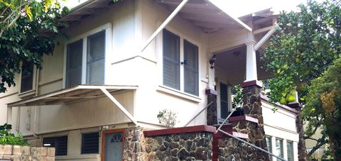 Photo of 283 Auwaiolimu St, Honolulu, HI 96813