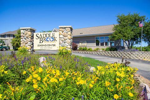 N24 W24242 Saddle Brook Dr, Pewaukee, WI 53072