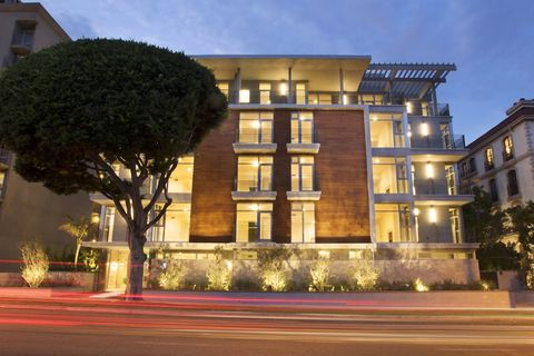 9265 Burton Way Beverly Hills Ca 90210 Apartment For Rent