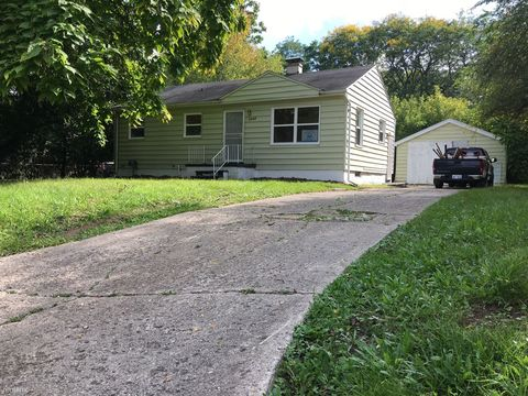 1080 E Cornell Ave, Flint, MI 48505