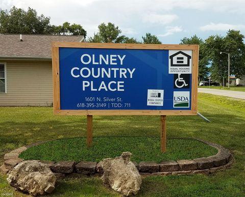 1601 N Silver St, Olney, IL 62450