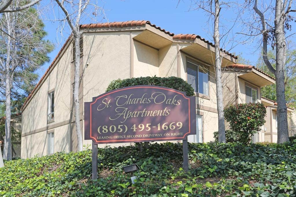 St Charles Oaks Apartments