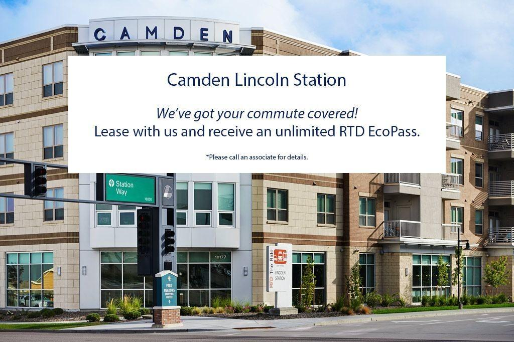 Camden Lincoln Station