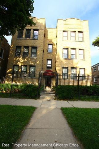 5621 N Christiana Ave Apt 3 Chicago IL 60659