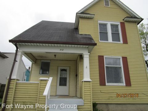 312 E Woodland Ave, Fort Wayne, IN 46803