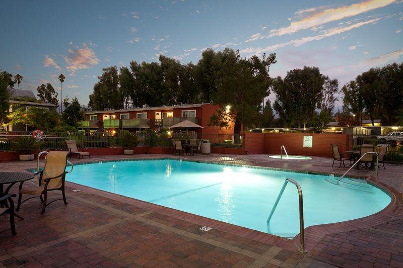 Countrywood Apartments in Redlands, CA