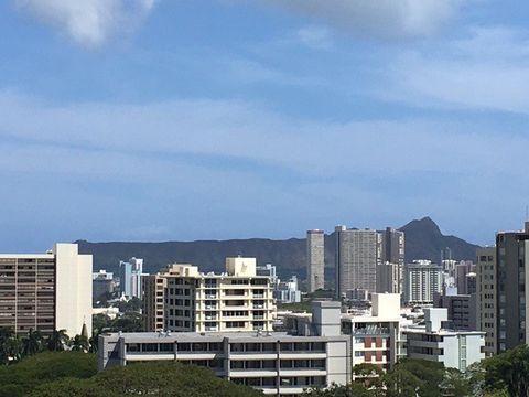 1710 Makiki St, Honolulu, HI 96822