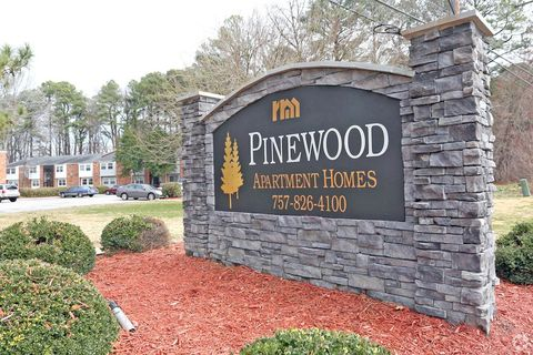 18 Tall Pine Dr, Hampton, VA 23666. Apartment For Rent