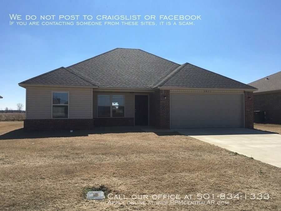 3871 saddlecrest dr jonesboro ar 72404 for Home builders jonesboro ar