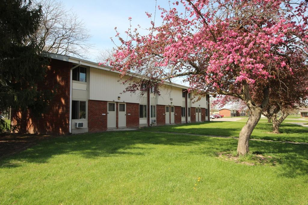 Ball State University Apartments