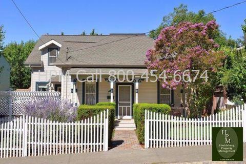 705 Brown St, Healdsburg, CA 95448