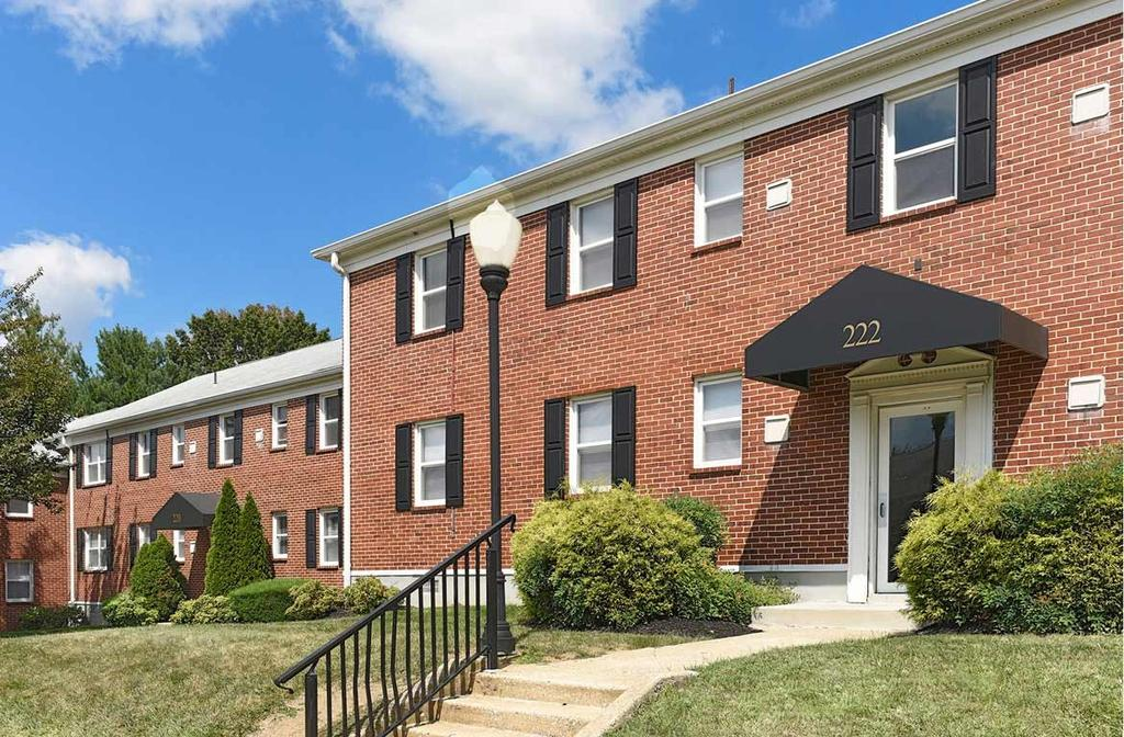 Apartments Near Towson University Md