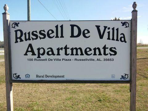 Photo of 100 Russell Devilla Plz, Russellville, AL 35654