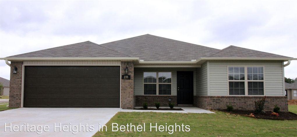 235 Glory Ln, Bethel Heights, AR 72764