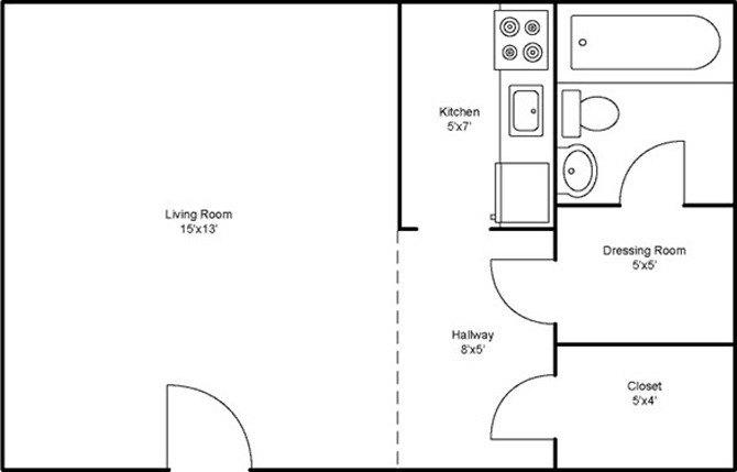 Whitehall Place | 1553 Parkline Dr | Apartment for Rent ...