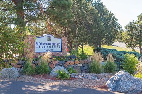 Photo of 420 E Cheyenne Mountain Blvd, Colorado Springs, CO 80906