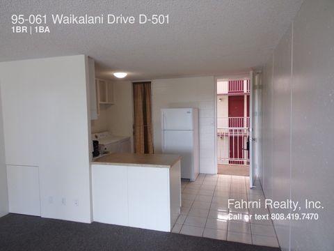 95 061 Waikalani Dr Apt D501, Mililani, HI 96789