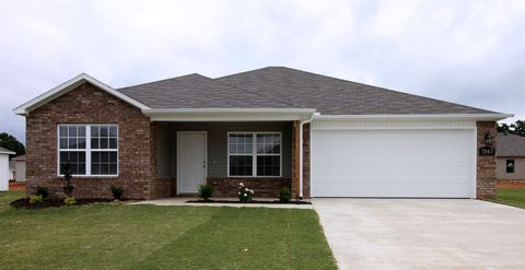 3567 Justice Dr, Bethel Heights, AR 72764