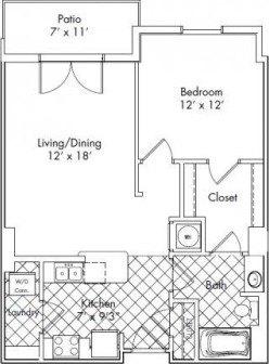 A1 At ARIUM Westside 1000 Northside Dr Atlanta GA Apartment For Rent Move