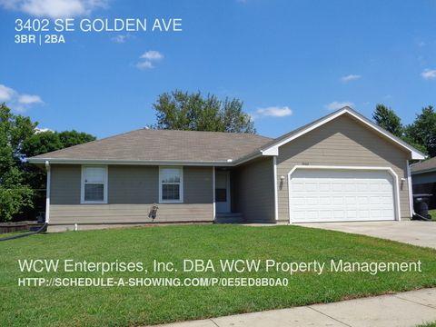 3402 Se Golden Ave, Topeka, KS 66605